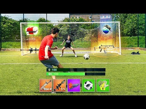 WORLD CUP FORTNITE FOOTBALL!