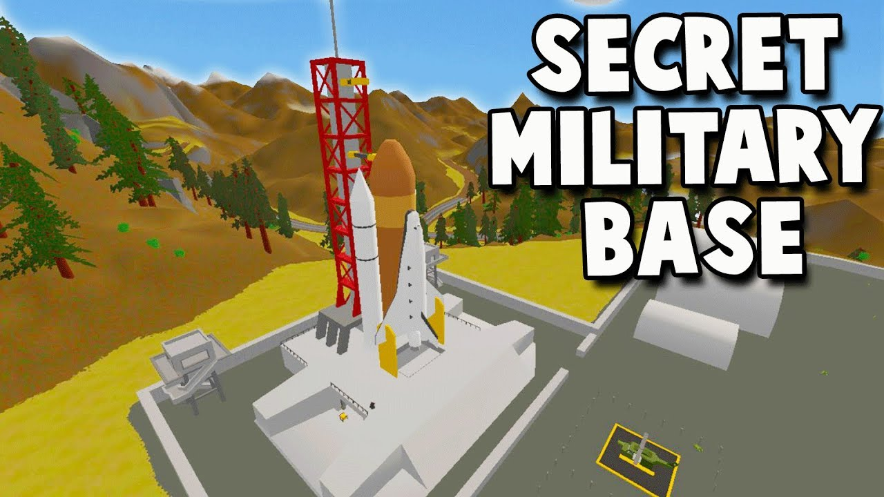 ZOMBIES INVADE Top Secret Government MILITARY BASE Unturned - Germany map military bases
