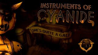 Download BENDY CHAPTER 3 SONG (INSTRUMENTS OF CYANIDE FT. CALEB HYLES & CHI-CHI) - DAGames Mp3 and Videos