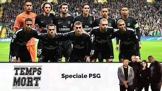 Spéciale PSG avec Sabri-Parisien ou rien & Alexandre Couppey (Paris United) – #TempsMort 19/04/18