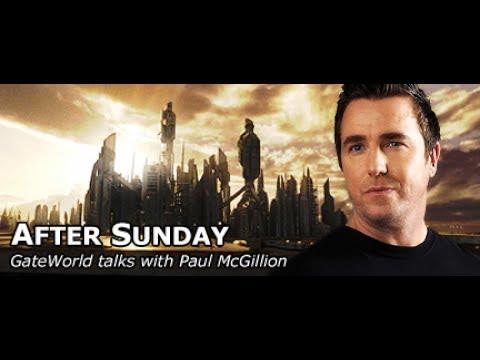 After Sunday  with Paul McGillion