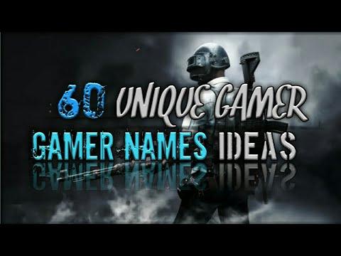35+ Gamer names for ben info