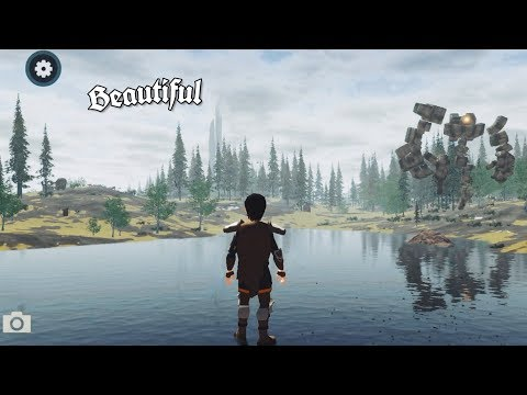 Top 23 Most Beautiful Games For Android & IOS!