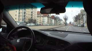 Volvo V70 D5 - Test Drive / Onboard / In Car Footage ( in HD ! )