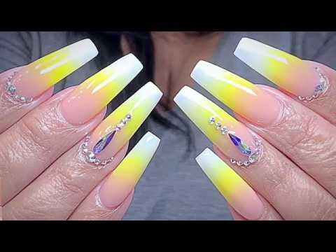 new nail art 2019 / nail technician tinh yeu / the best