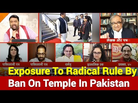 Exposure to radical rule by ban on temple in Pakistan