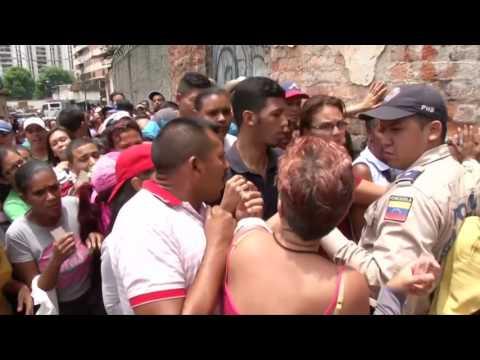 Đường cùng chế độ Venezuela
