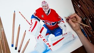 Drawing Carey Price