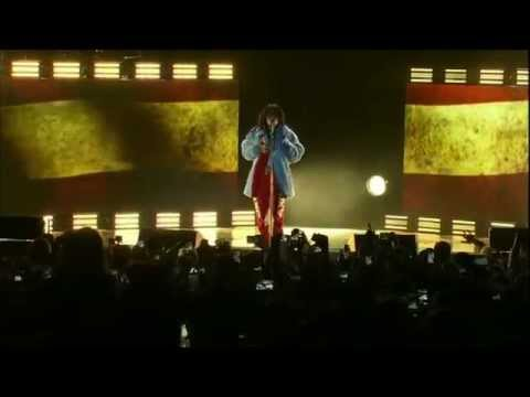 Rihanna - American Oxygen (Live @ March Madness Music Festival)