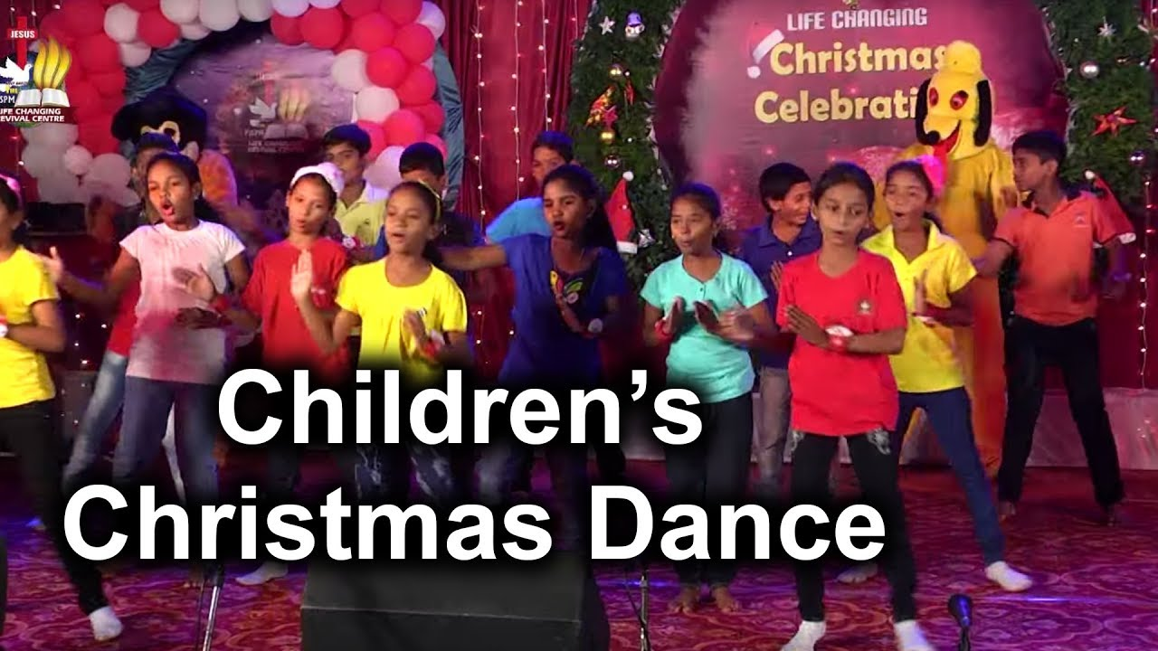 Kids Christmas Dance @ Christmas Celebrations |Life Changing Revival Centre|