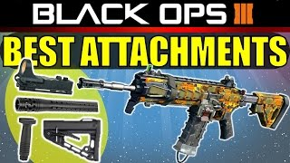 Black Ops 3: BEST ATTACHMENTS for ASSAULT RIFLES!