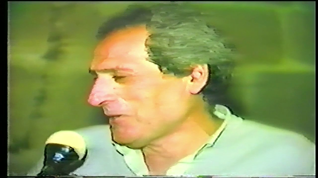 71a Giostra del Saracino 7 settembre 1986 - Cena interviste