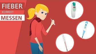 Was sollte ich beim Fiebermessen beachten?   Stiftung Gesundheitswissen