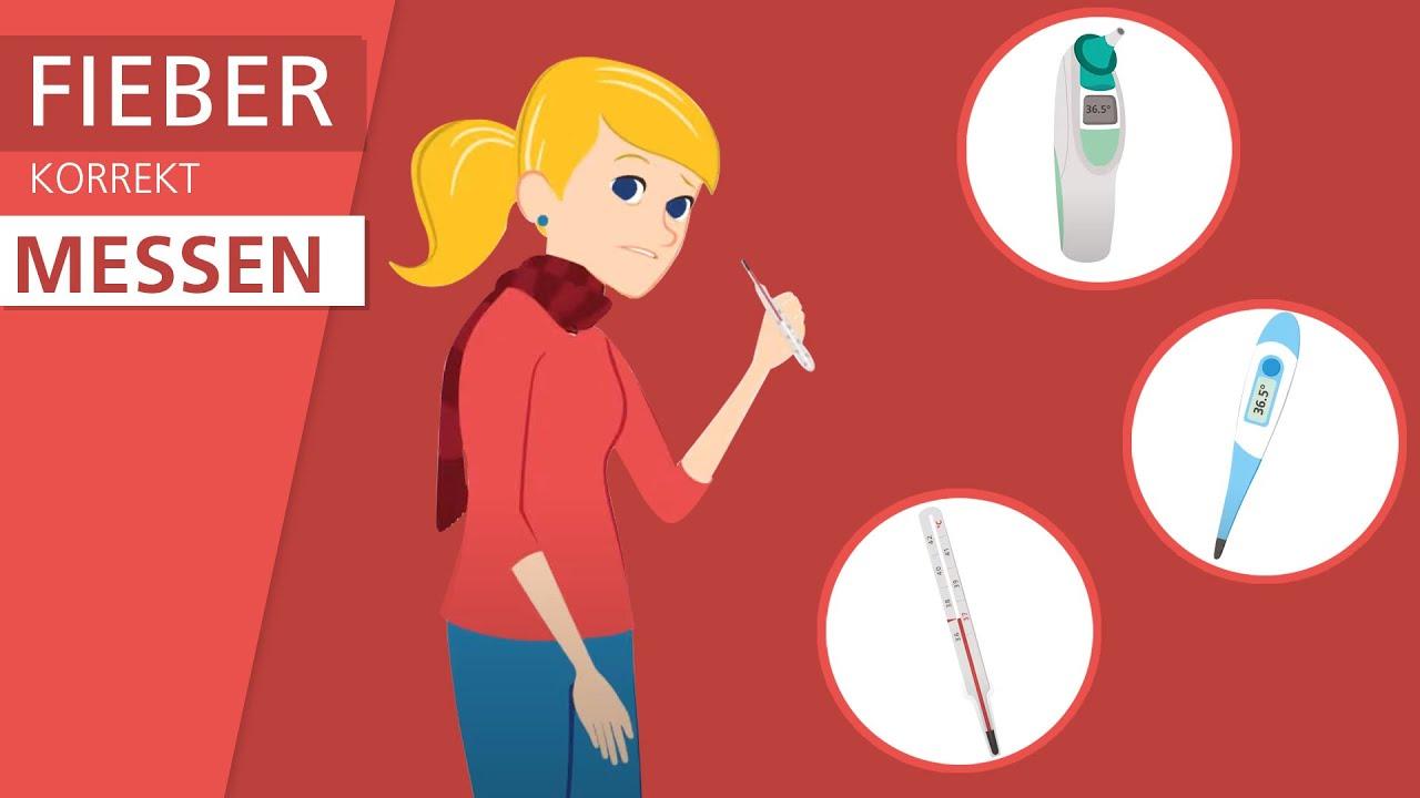 Erwachsenen bei rektal fiebermessen Rektal Fieber