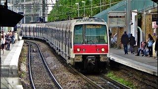 Denfert-Rochereau - Métro de Paris, ligne 4 et 6 - RER B Ratp/SNCF