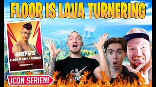 FLOOR IS LAVA TURNERING I FORTNITE