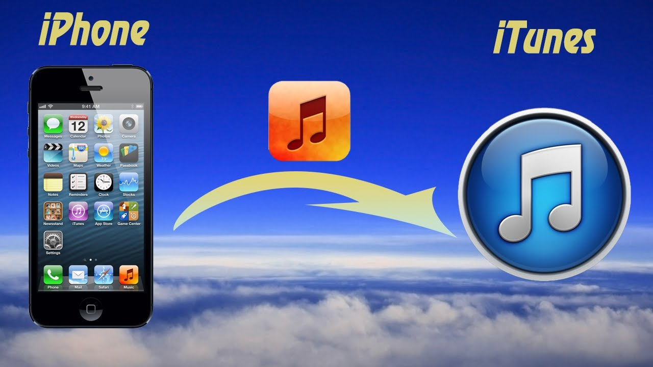 how to get music on iphone without itunes how to transfer from iphone to itunes or get 20870