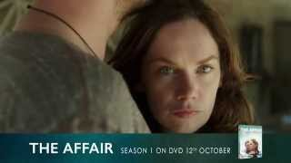 The Affair season 1 DVD trailer (UK) out 12th October