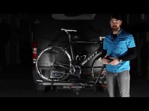 Kuat Nv 2 Bike Hitch Rack And Trail Doc Demonstration Youtube