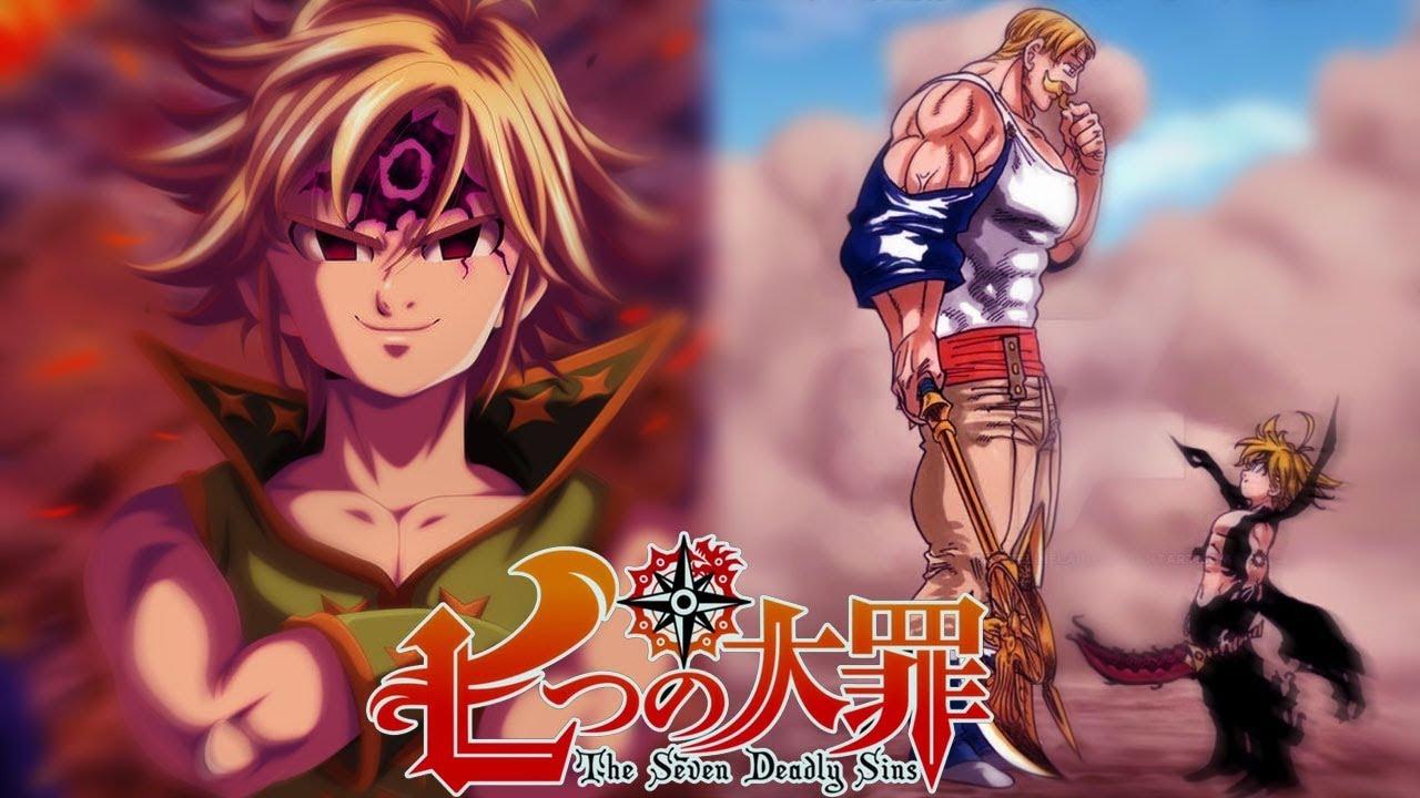 Tercera Temporada De Nanatsu No Taizai Lo Que Veremos