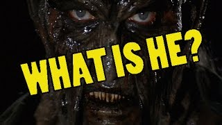Jeepers Creepers: What is the creeper?