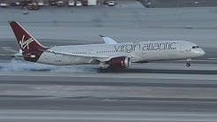 Las Vegas Airport Live with ATC - Crosswind Landings & Hotel Closure Tomorrow