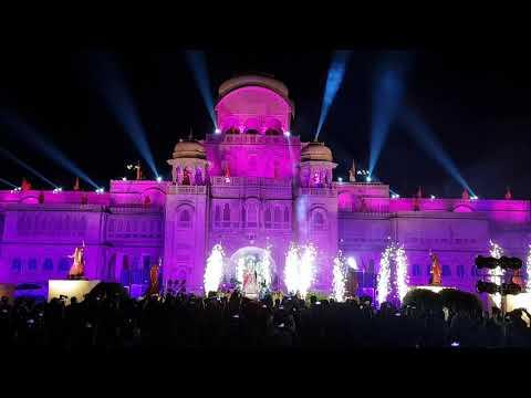 Grand Wedding In Bikaner Laxmi Palace.