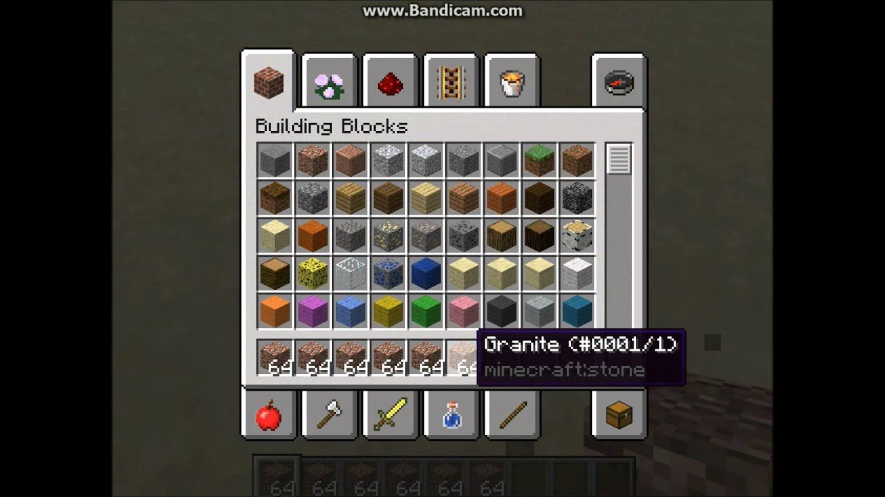 minecraft how to get fire in your inventory