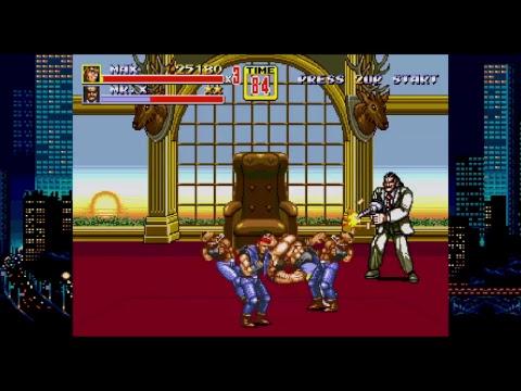 Sega Mega Drive/Genesis Classics (PS4) - Bare Knuckle 2/Streets of Rage iI (PS4) thumbnail