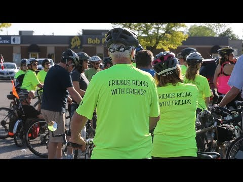 Slow Ride Windsor group says cycling is growing in popularity