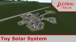[ITA] Mod #81: Toy Solar System