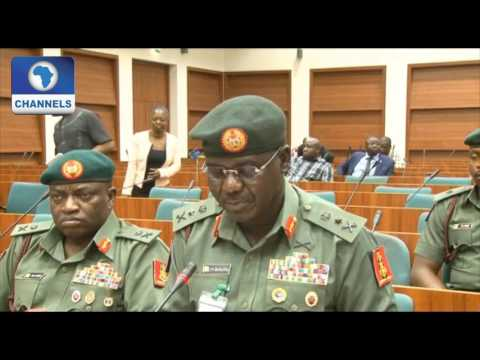 The Gavel: Ministries,Agencies & Departments Defend 2017 Budget Pt 1