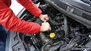 Corsa D 1.2 twinport buji degisimi (spark plugs change)
