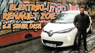 Doğan Kabak | Trip to another city with electric car Renault ZOE