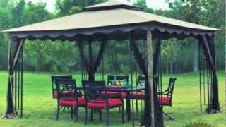 Ocean State Regency Gazebo Canopy