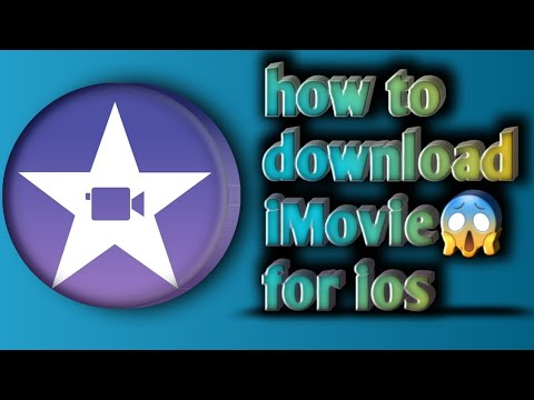How to download iMovie in iPhone 6 after 13.2 update || Aniket Mobile Tips