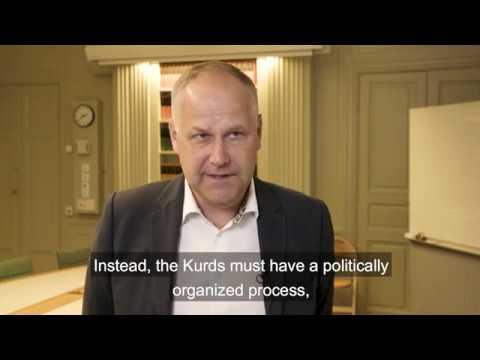 Independent Kurdistan - Jonas Sjöstedt