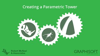 Rhino-GH-ARCHICAD Connection - Creating a Parametric Tower