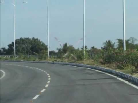 Driving along NH-75 (formerly NH-48)