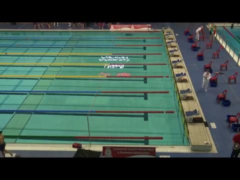 Lancashire County Swimming Championships 2018 Session 10