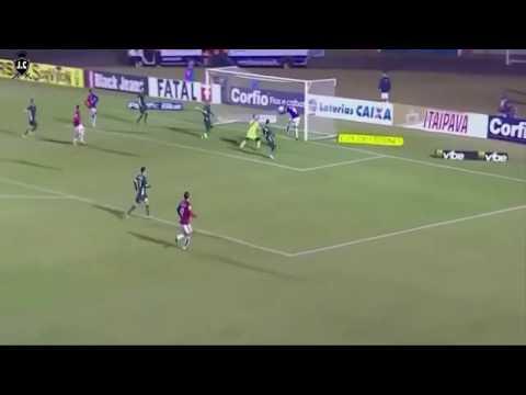 Gols:Parana 2x0 Goias 14/06/16(Brasileirao Serie b)