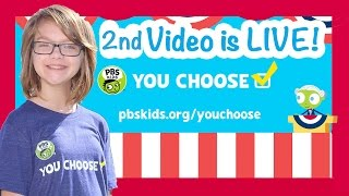 Presley Talks About Important Issues for Kids on PBS kids! | ActOutGames
