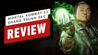 Mortal Kombat 11: Shang Tsung DLC Review (Video Game Video Review)