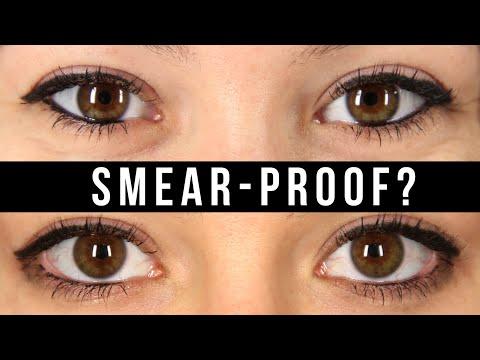 Download Youtube: Women Test Smear-Proof Eyeliner