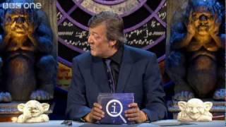 Goths, Emos and Emus - QI - BBC One