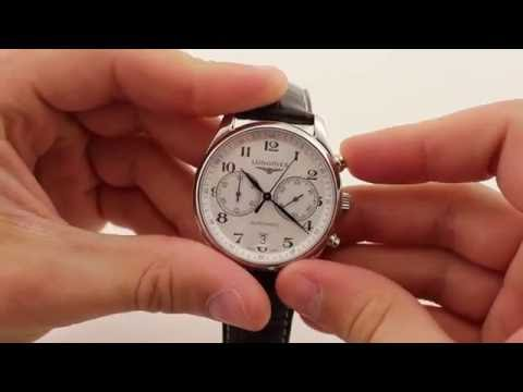 Longines Master Collection Chronograph Ref L2 629 4 78 3