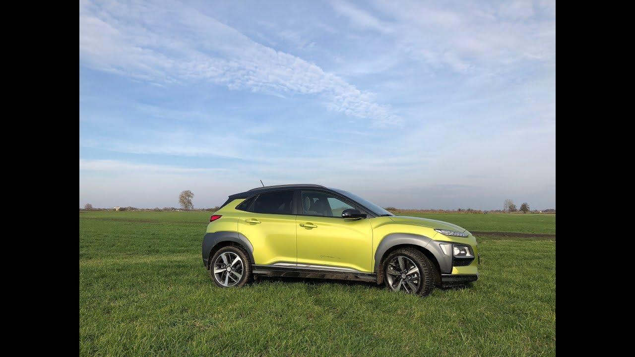 Hyundai Kona Erste Fahrt DE Pertyn labert über Autos
