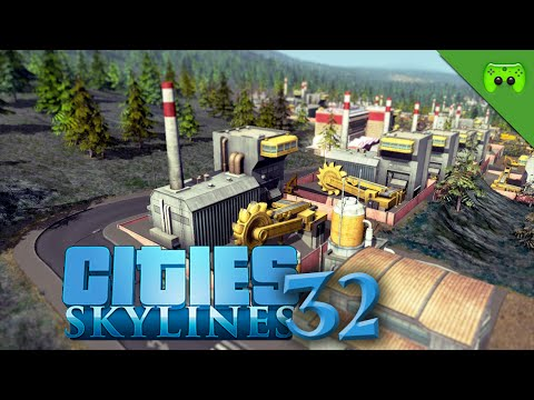 CITIES SKYLINES # 32 - Brammen baut schön! «» Let's Play Cities Skylines | HD60