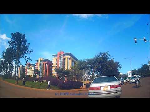 Kampala Drive - Mapera House to MUBS