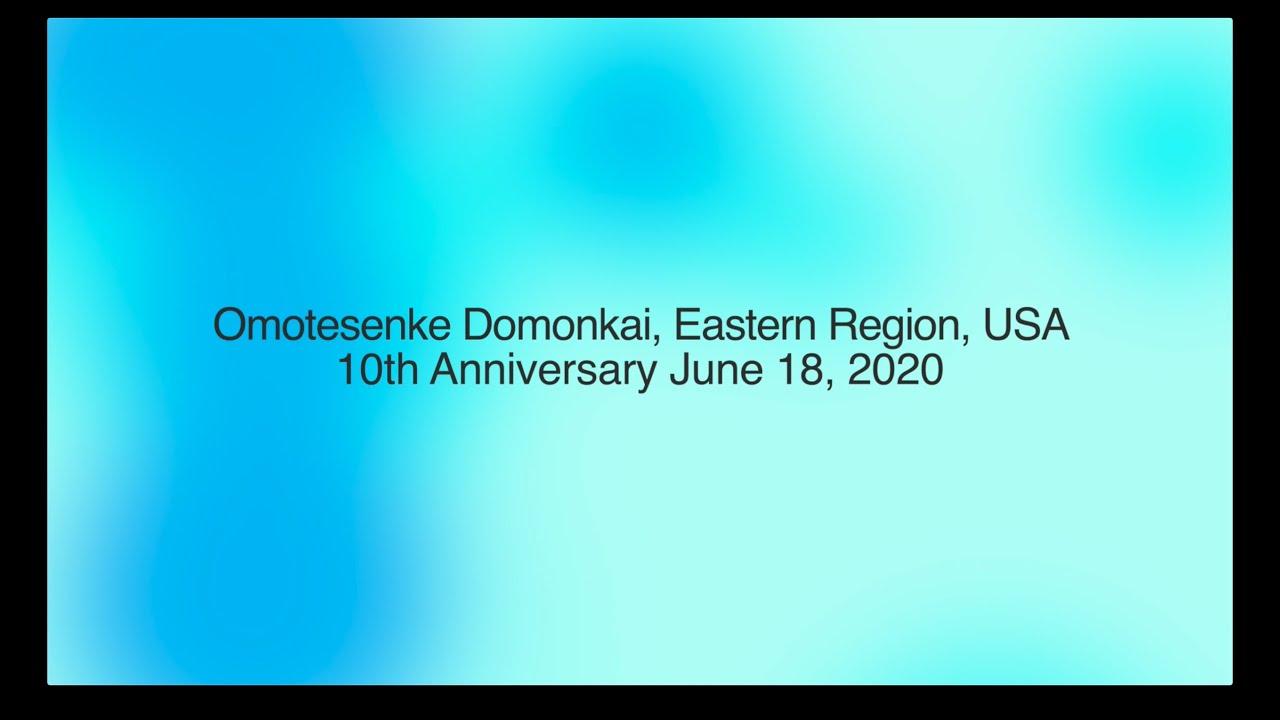 表千家同門会米国東部支部設立10周年